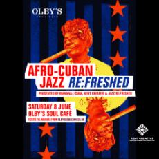 Afro Cuban Jazz – re:freshed