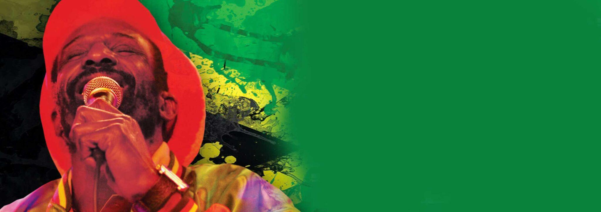 Bob Marley Tribute Legend