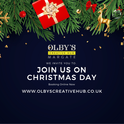 Christmas Day With Olby's